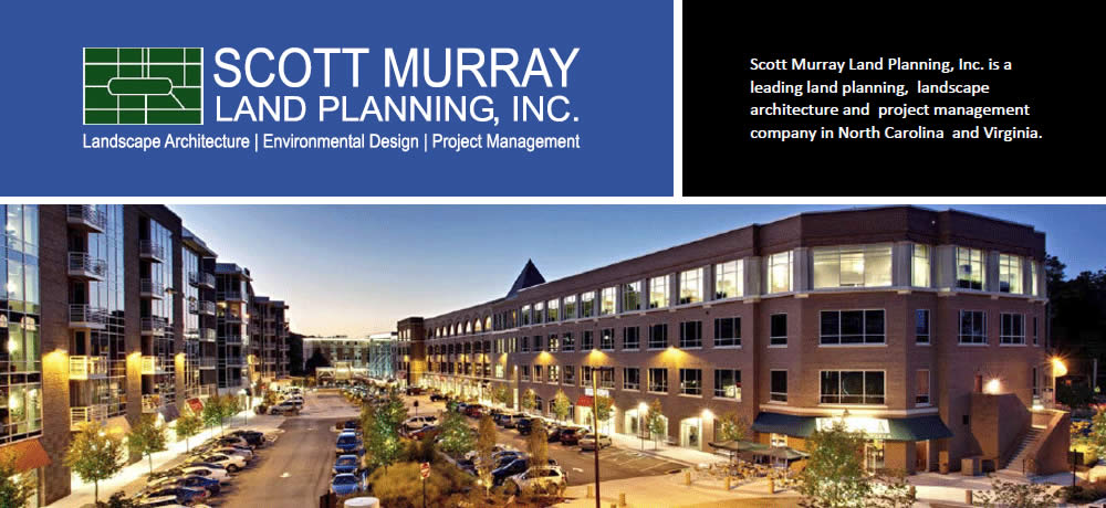 Scott Murray Land Planning is a leading land planning, landscape architecture, and project management company in North Carolina and Virginia